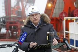 Rosneft fant olje i Karahavet
